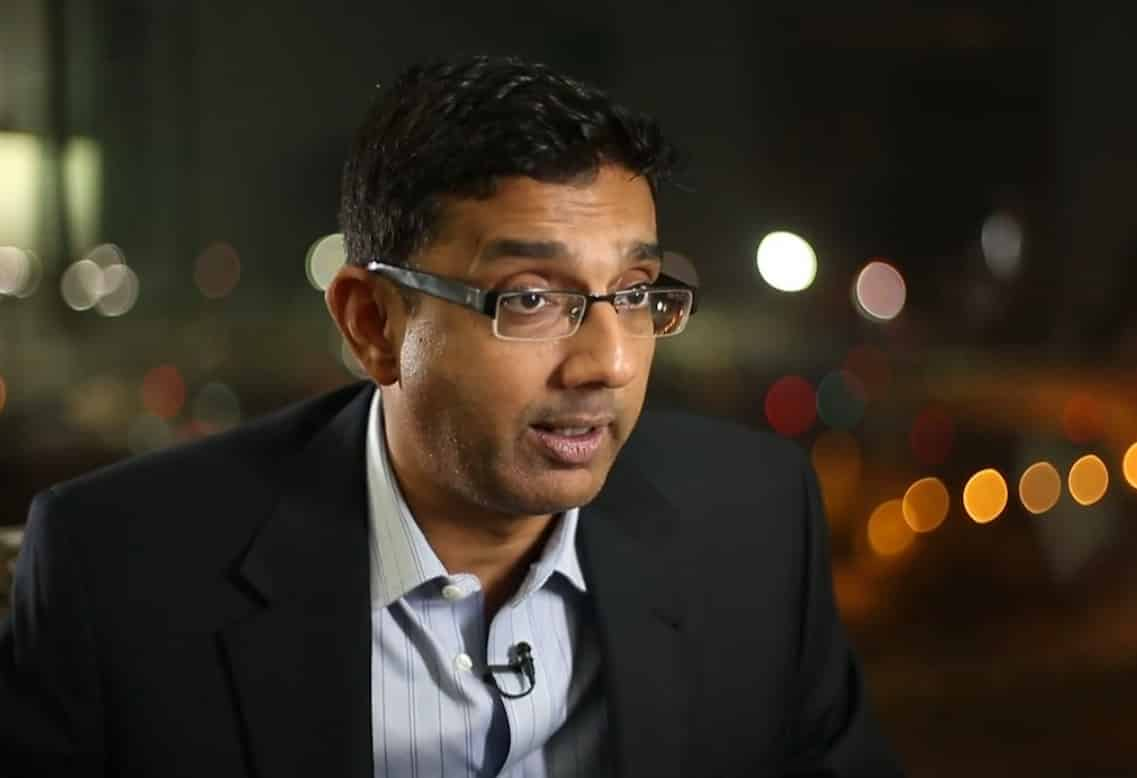 "Dinesh D'Souza Chats With Pags About His New Movie ""Hillary's America"""