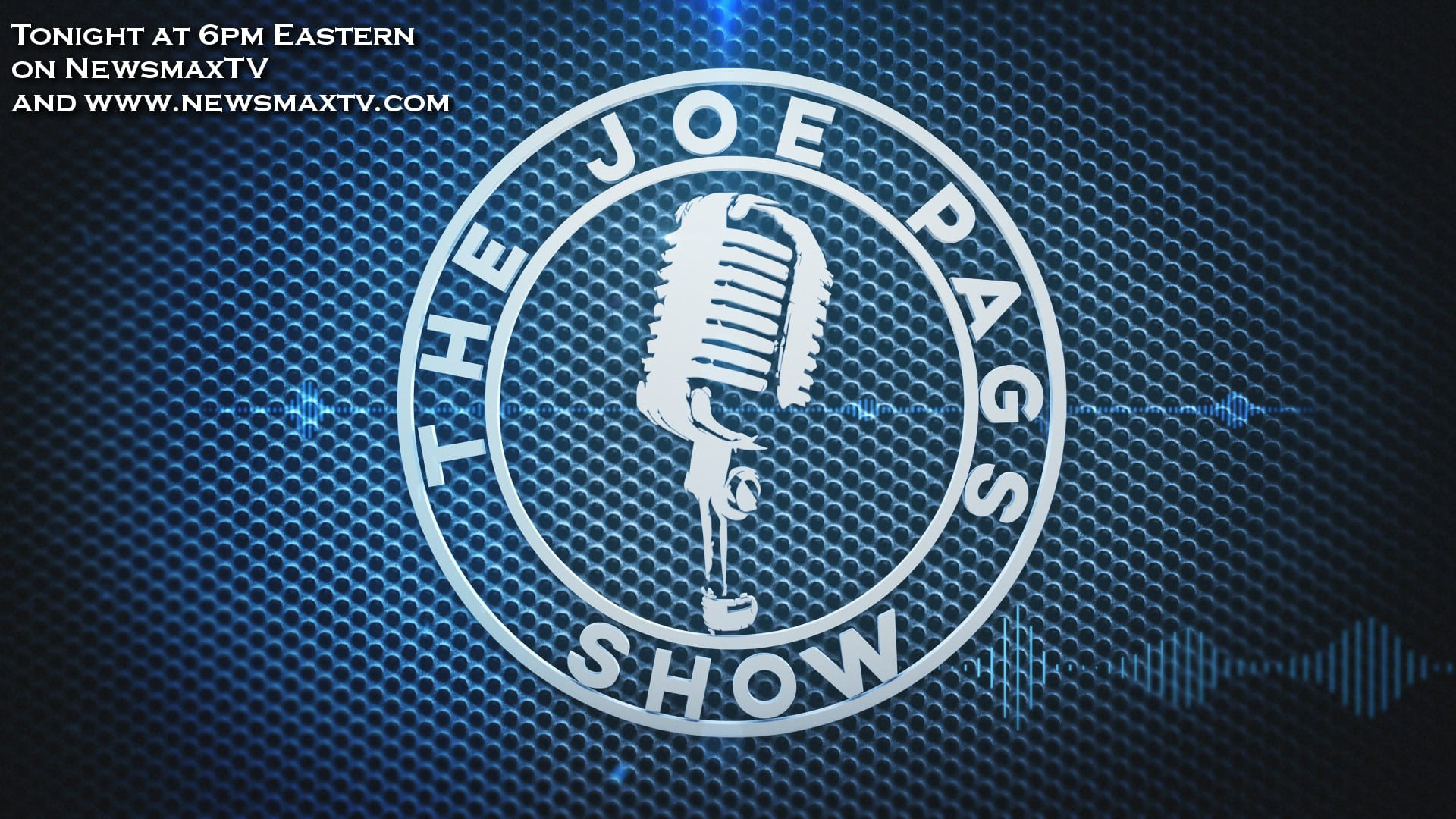 Catch The Joe Pags Show M-F on NewsmaxTV!