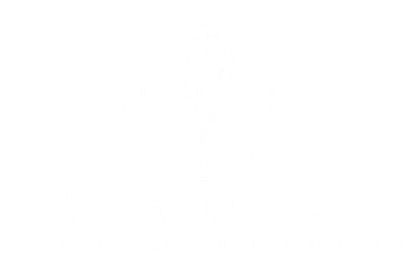 Joe Pags – Talk Radio Doesn't Have to Be Boring